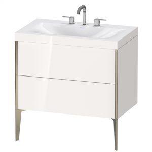 XViu 2 Drawer Floor Standing Vanity Unit