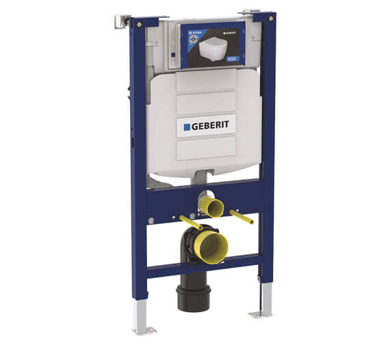 Geberit - Duofix Sigma WC Frame with Cistern, 980mm
