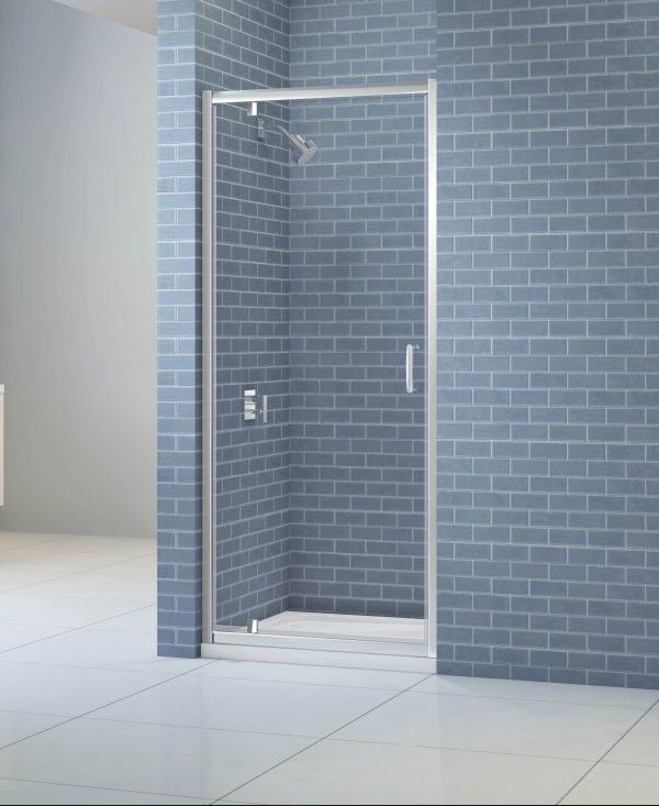 Merlyn - IQ Pivot Shower Enclosure