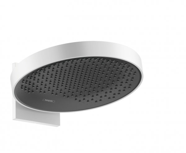Hansgrohe - Rainfinity Overhead Shower 360 1Jet with Wall Connector