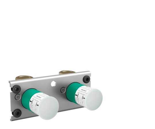 Hansgrohe - Rainfinity Basic Set for Showerpipe 360 1Jet for Concealed Installation