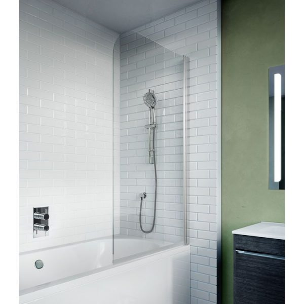 Kai 6 Single Bath Screen