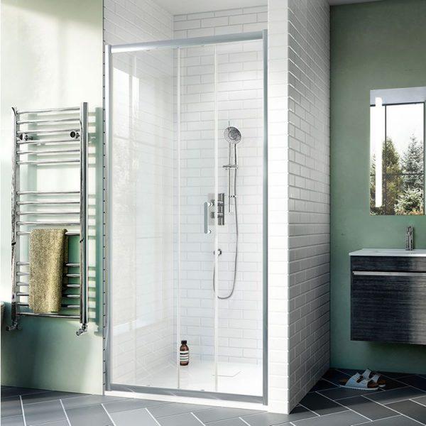 Kai 6 Single Sliding Shower Door