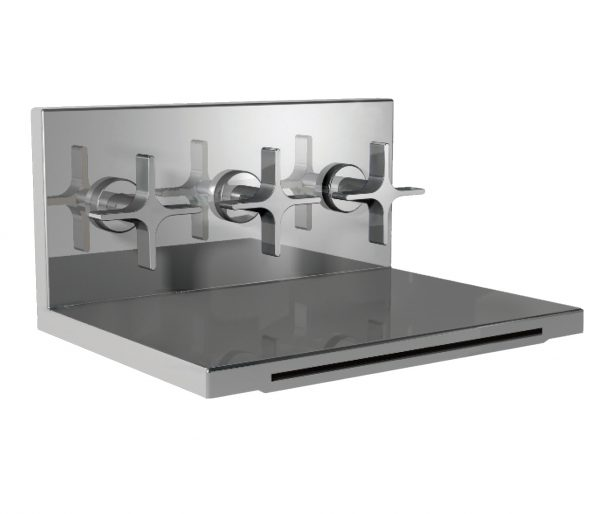 JTP - Waterblade Bath Shower Mixer